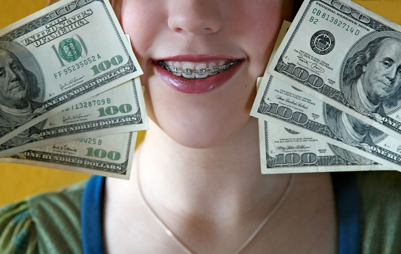 هزینه ارتودنسی دندان در سال 99