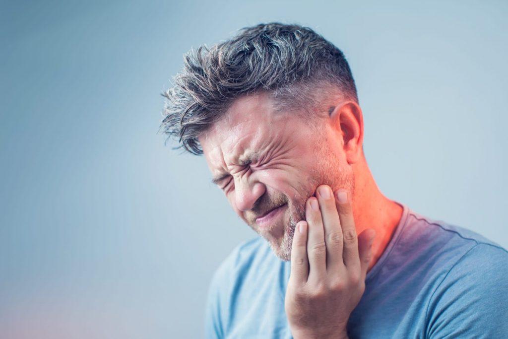 درد ارتودنسی دندان