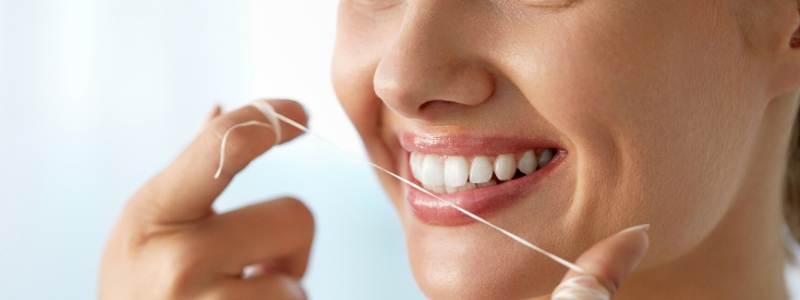 فواید نخ دندان